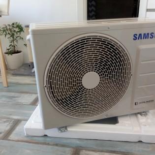 Установка инверторного кондиционера Samsung AR09JSFN Одесса ул. Средняя