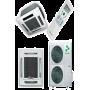 Кондиционеры кассетного типа (сплит-система)