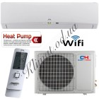 Cooper&Hunter CH-S24FTXTB-W серии Icy Inverter with WiFi