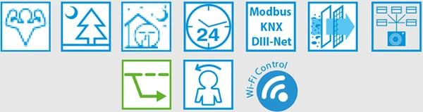 Функции и основные особенности кондиционера Daikin FTXP25K3/RXP25K3серии Comfora FTXP Inverter