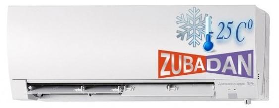Mitsubishi Electric MSZ-FH25VE / MUZ-FH25VEHZ серии Deluxe Inverter ZUBADAN